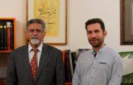 گفتگو درباره زکریای رازی...معین کمالی و پروفسور سید حسن امین